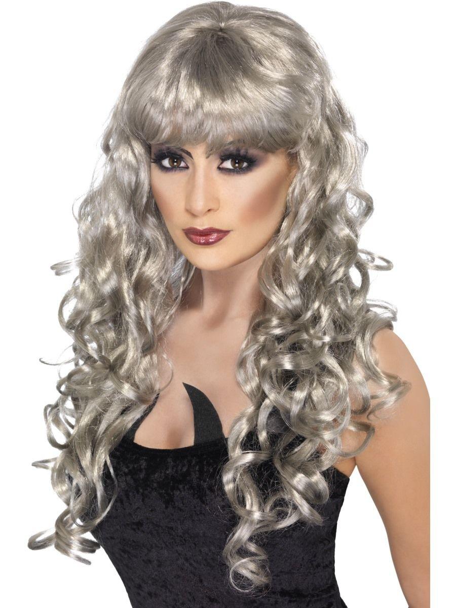 Curly Wig Fancy Dress 105