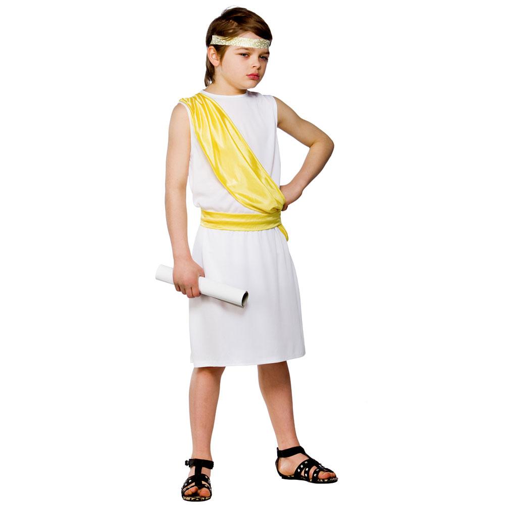 Ancient greek fashion for kids 91