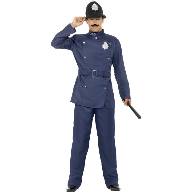 Adult london bobby costume old traditional police force mens fancy adult london bobby costume old traditional police force solutioingenieria Images