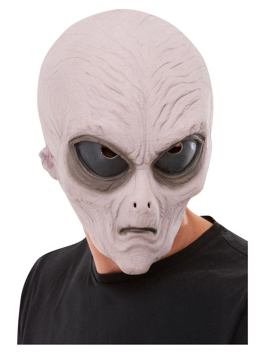 Brand New Flesh Alien Mask