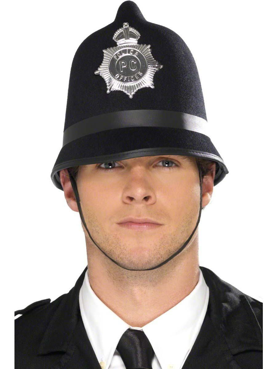 How to police a wear hat new photo